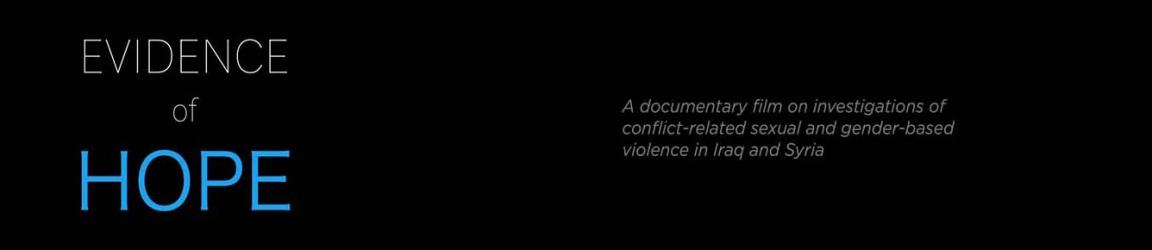 Evidence title frame