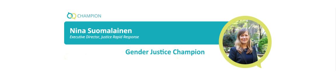 Gender Champions