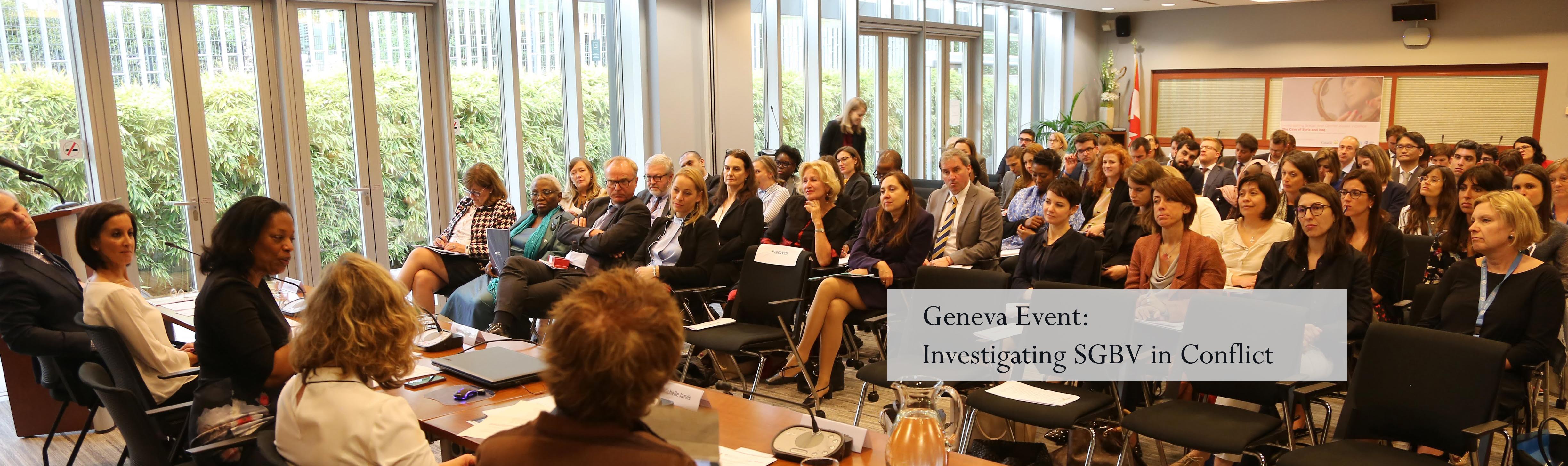 Geneva Event