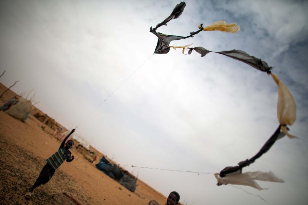 Zam Zam camp for Internally Displaced People (IDP), North Darfur. Photo by Albert Gonzalez Farran, UNAMID