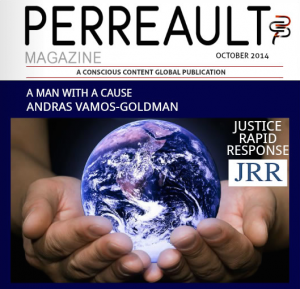 PERREAULT Cover