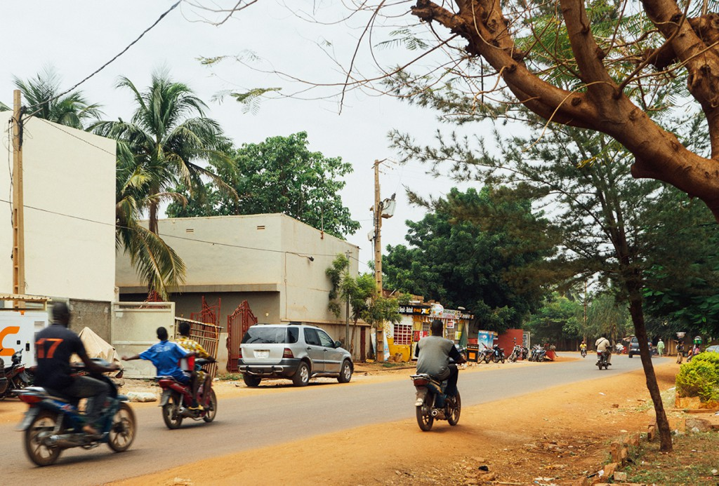 Streets of Bamako, Mali, October 2017 (Hannah Dunphy/JRR)